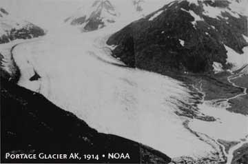Portage Glacier 1914