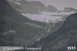 Grinnell Glacier, Glacier National Park, USA