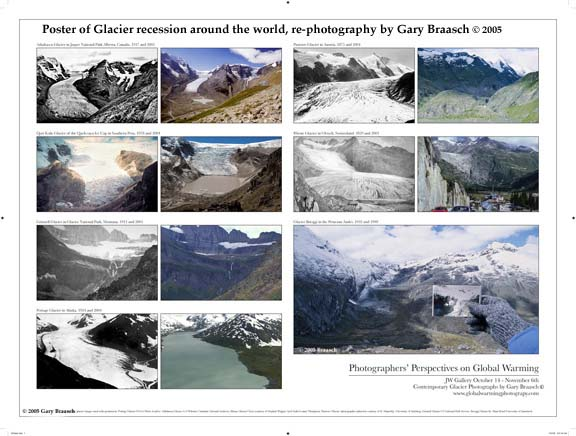 Photographers' Perspectives on Global Warming