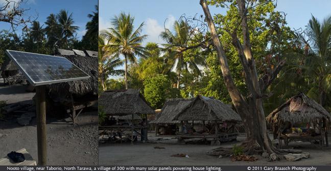 Solar In Kiribati