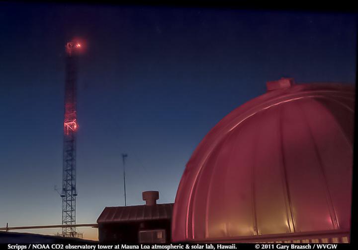 NOAA Dome