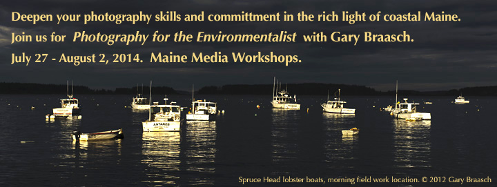 Maine workshops